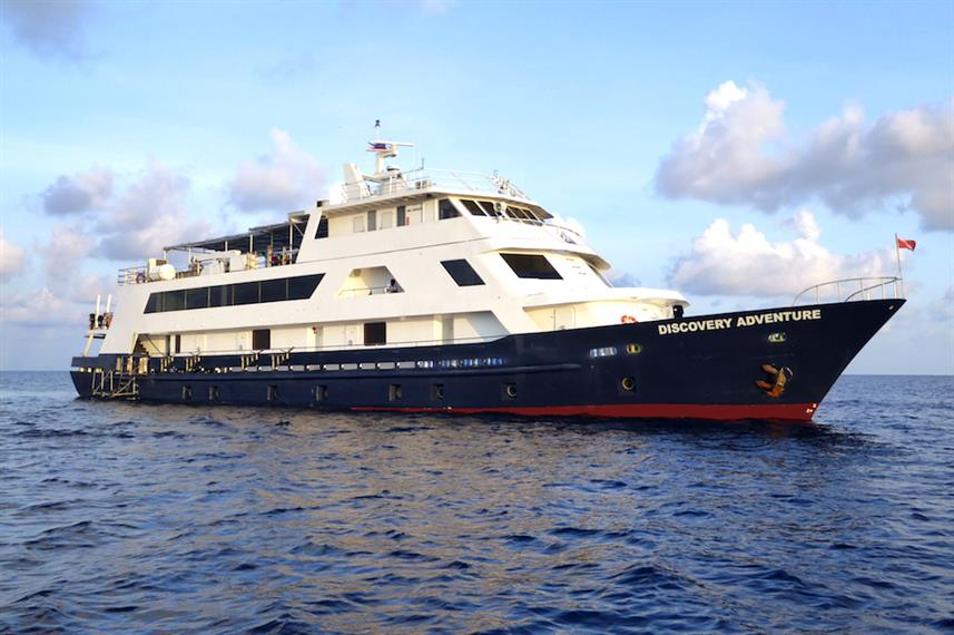 discovery liveaboard