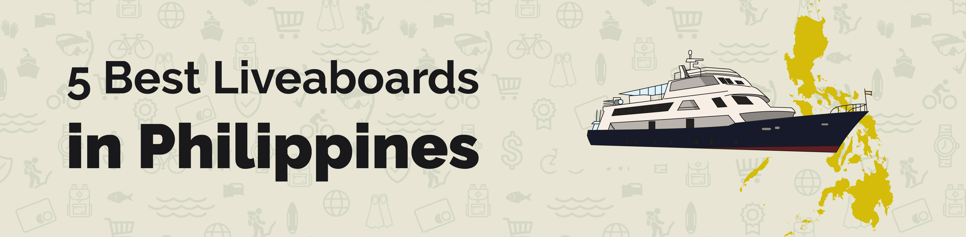 philippines liveaboard reviews banner